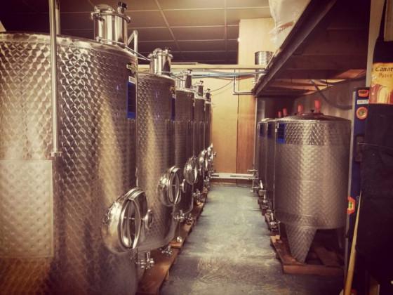 Photo de Brasserie Nautile, membre de Bout à Bout, réseau de réemploi des bouteilles en verre en Pays de la Loire