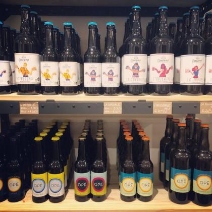 Photo de Le P'tit Bocal Sablais, membre de Bout à Bout, réseau de réemploi des bouteilles en verre en Pays de la Loire