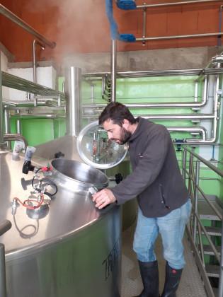 Photo de Trompe Souris - Brasserie de la Divatte, membre de Bout à Bout, réseau de réemploi des bouteilles en verre en Pays de la Loire