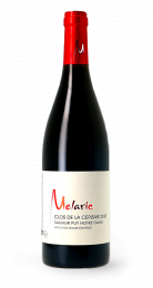 Une bouteille de la gamme de Domaine Mélaric