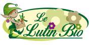 le logo de Le Lutin Bio