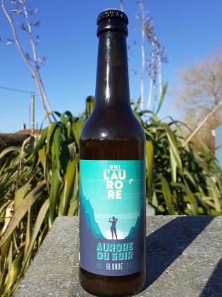 Photo de Brasserie D'ici l'aurore, membre de Bout à Bout, réseau de réemploi des bouteilles en verre en Pays de la Loire