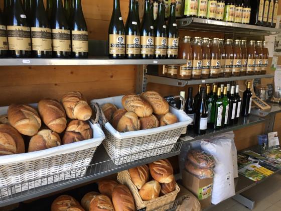 Photo de La Ferme des 7 Chemins, membre de Bout à Bout, réseau de réemploi des bouteilles en verre en Pays de la Loire