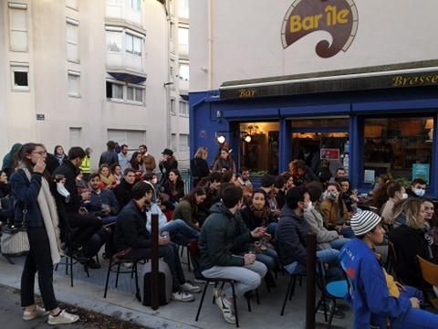 Photo de Le Bar'Île, membre de Bout à Bout, réseau de réemploi des bouteilles en verre en Pays de la Loire