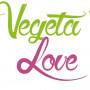le logo de Végéta'Love