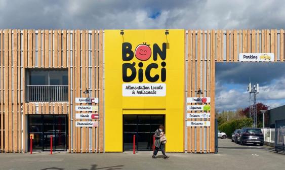 Photo de Bon D'ici, membre de Bout à Bout, réseau de réemploi des bouteilles en verre en Pays de la Loire