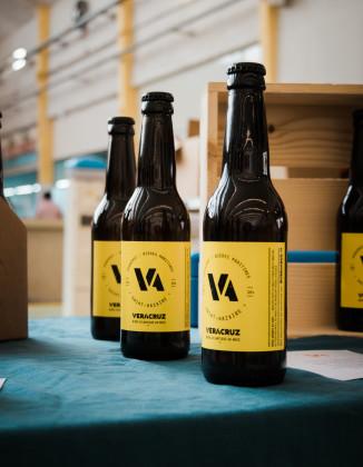 Photo de Veracruz, membre de Bout à Bout, réseau de réemploi des bouteilles en verre en Pays de la Loire