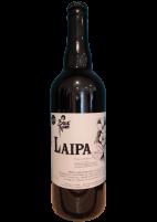 Une bouteille de la gamme de La Bulle Noire