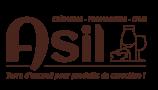 le logo de Crèmerie Asil