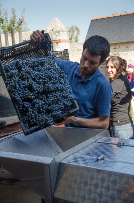 Photo de Le clos Fremur, membre de Bout à Bout, réseau de réemploi des bouteilles en verre en Pays de la Loire