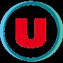 le logo de U express