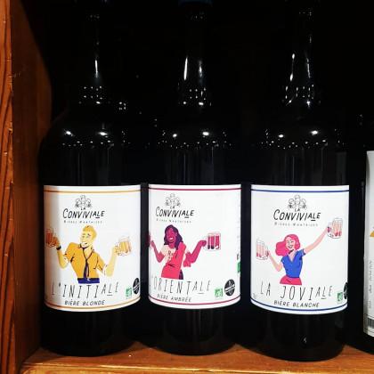 Photo de Chez Pierre, membre de Bout à Bout, réseau de réemploi des bouteilles en verre en Pays de la Loire