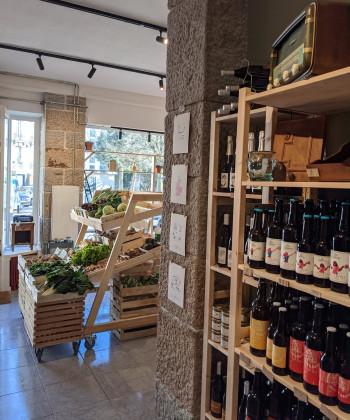 Photo de Grain Flori, membre de Bout à Bout, réseau de réemploi des bouteilles en verre en Pays de la Loire