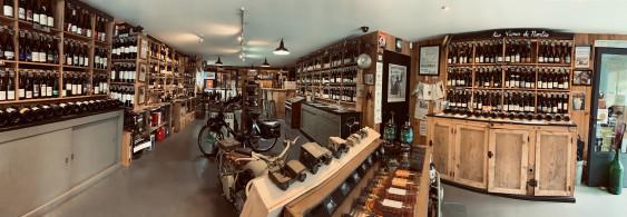 Photo de Le Garage à Vins, membre de Bout à Bout, réseau de réemploi des bouteilles en verre en Pays de la Loire