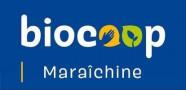 le logo de Biocoop Maraîchine