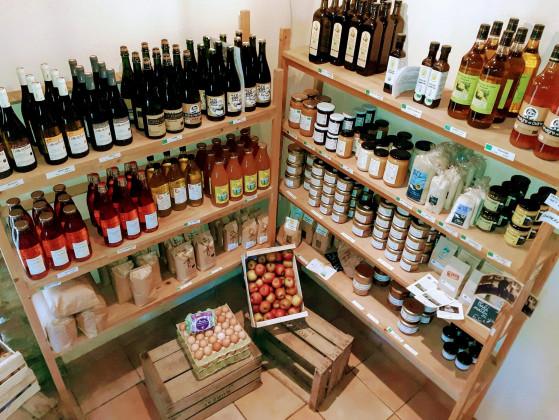 Photo de Le Fournil de la Barre, membre de Bout à Bout, réseau de réemploi des bouteilles en verre en Pays de la Loire