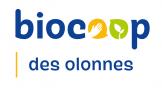 le logo de Biocoop des Olonnes