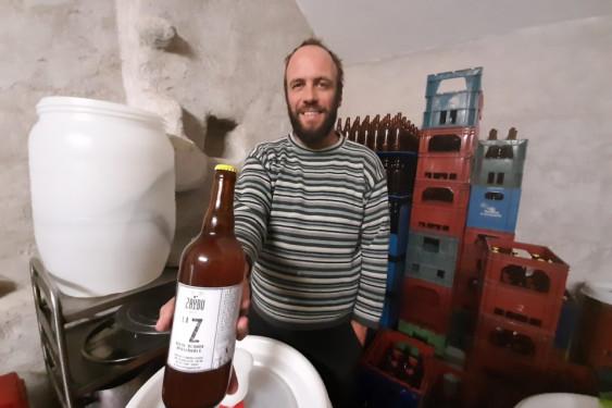 Photo de Zaybu, membre de Bout à Bout, réseau de réemploi des bouteilles en verre en Pays de la Loire