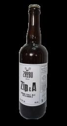 Une bouteille de la gamme de Zaybu