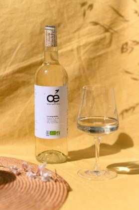 Photo de Oé, membre de Bout à Bout, réseau de réemploi des bouteilles en verre en Pays de la Loire