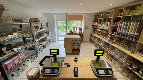 Photo de La Mesurette, membre de Bout à Bout, réseau de réemploi des bouteilles en verre en Pays de la Loire