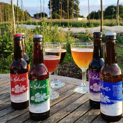 Photo de La Beluette, membre de Bout à Bout, réseau de réemploi des bouteilles en verre en Pays de la Loire