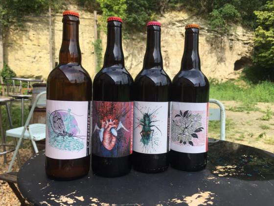 Photo de Hula Hop, membre de Bout à Bout, réseau de réemploi des bouteilles en verre en Pays de la Loire