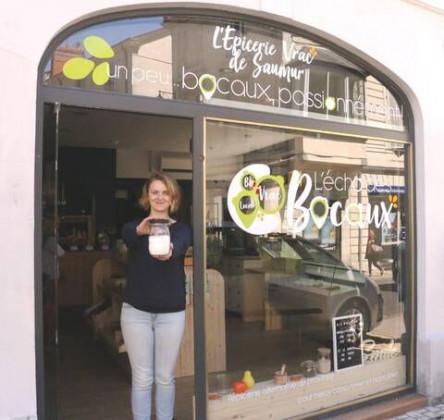 Photo de L'Écho des Bocaux, membre de Bout à Bout, réseau de réemploi des bouteilles en verre en Pays de la Loire