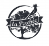 le logo de Brasserie La Perchée
